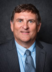 Illinois State Rep Dave Severin Headshot